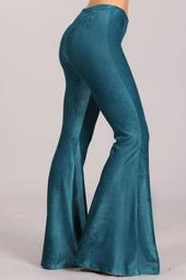 Style + Curves Flare Bell Bottom Pants