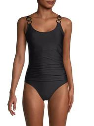 Maillot One-Piece Swimsuit