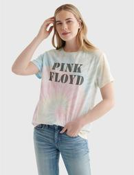Pink Floyd Tie Dye Boyfriend