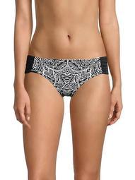 Henna Ruched Bikini Bottom