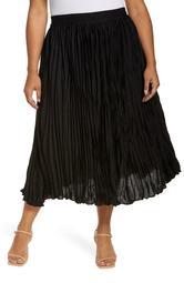 ® Satin Skirt