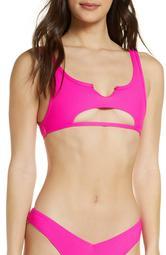 Cole Cutout Bikini Top