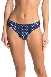 Pismo Veronica Polka Dot Bikini Bottoms