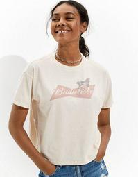 Tailgate Women's Budweiser Graphic T-Shirt