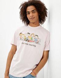 Tailgate Pride Peanuts Graphic T-Shirt