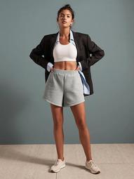 Scuba-Knit Short