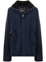 flared-sleeve jacket