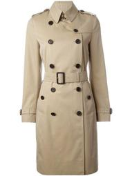 double breasted classic trench coat