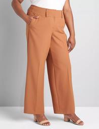 Signature Fit Perfect Drape High-Rise Wide Leg Pant