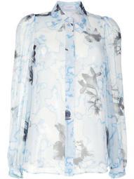 Linneta silk shirt