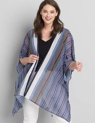 Printed Woven Overpiece