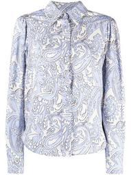 Bedrissa paisley-print shirt