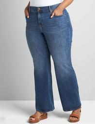 Curvy Fit High-Rise Boot Jean