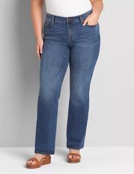 Signature Fit Boot Jean