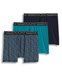Active Micro Stretch Midway® Boxer Brief 3-Pack