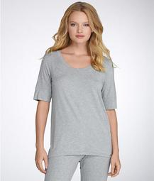 Modal Yoga Lounge Top