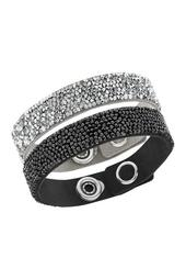 Crystal Rock Bracelets - Set of 2