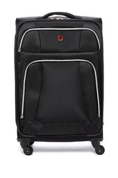 """24.5"""" Wenger Monte Leone Spinner Suitcase"""