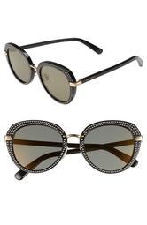 Moris 52mm Oversize Sunglasses
