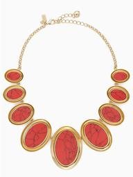 Bright And Bold Statement Necklace