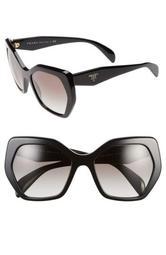 Heritage 56mm Sunglasses