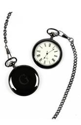 Monogram Pocket Watch, 44mm