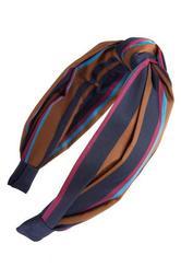 Stripe Knotted Headband