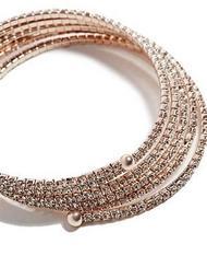 Monica Gold-Tone Slinky Bracelet