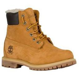 "Timberland 6"" Premium Lined WP Boots - Women's"