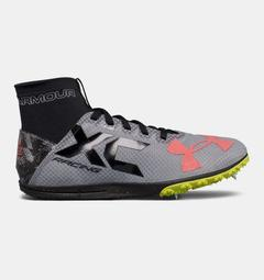 UA Charged Bandit XC Spike Track Shoes