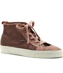 1. STATE Dulcia Perforated Leather Sneakers