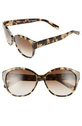 'kiersten' 56mm cat eye sunglasses