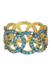 Baroque Blues Giotto Ring