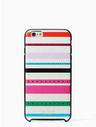 Jeweled Fiesta Stripe Iphone 6 Plus Case