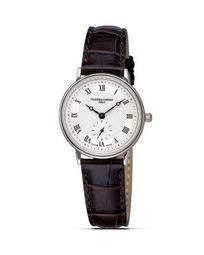 """Slim Line"" Quartz Watch, 28mm"