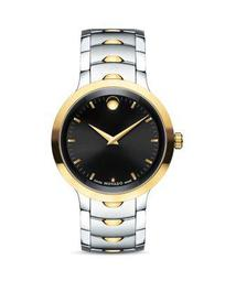 Two-Tone Luno Watch, 40mm