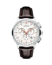 Movado Men's Circa Chronograph Watch, 42mm
