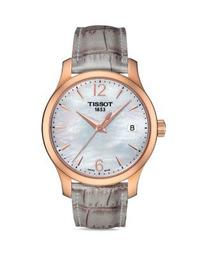 Tradition Lady Rose Gold Quartz Watch, 33mm