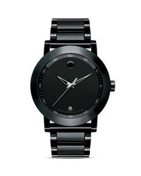 Museum® Sport Stainless Steel Watch, 42mm