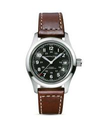 Khaki Field Watch, 38mm