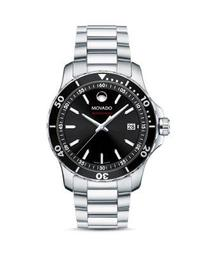 Performance Stainless Steel Series 800 Watch, 40mm