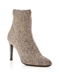 Women's Bimba Glitter High Heel Booties