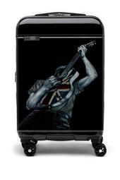"Guitar Man 20"" Hardside Spinner Suitcase"