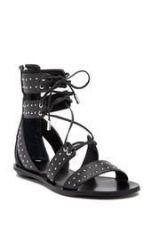 Fabia Studded Gladiator Sandal