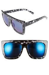 Cafe Racer 55mm Square Sunglasses
