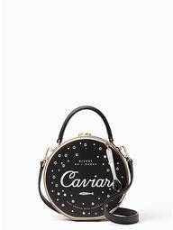 Finer Things Caviar Bag