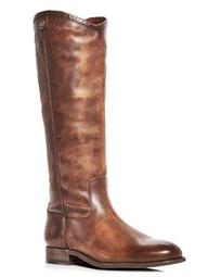 Women's Melissa Button 2 Leather Tall Boots