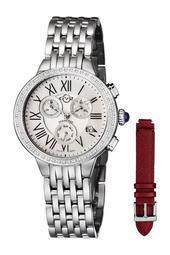 Women's Astor Diamond Quartz Watch - 0.227 ctw