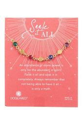 Seek It All, Bezeled Bracelet