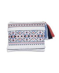 Azteca Embroidered Cosmetics Pouch - 100% Exclusive